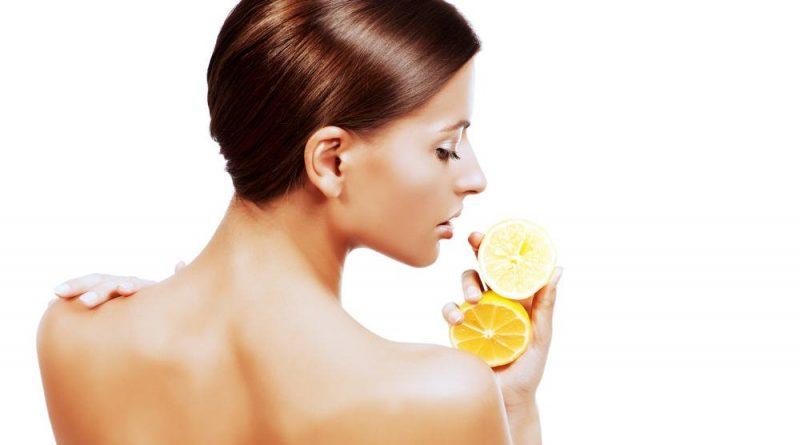 Szépségápolás citrommal