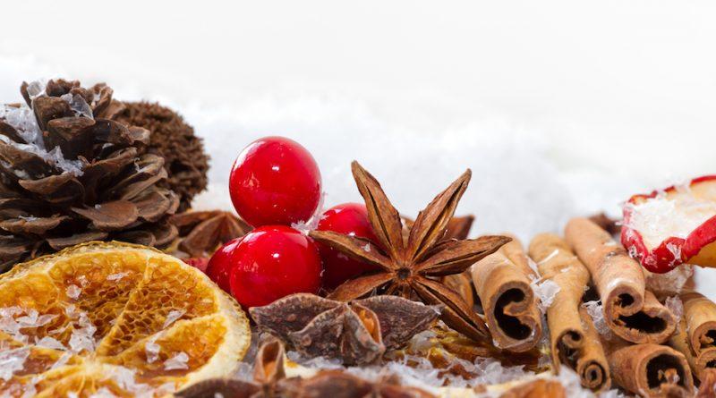 Egészséges fűszerek a karácsonyi menüben