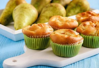 Körtés muffin